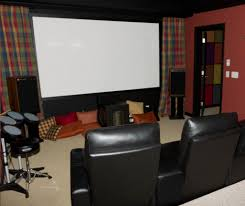 small entertainment room design essential items for decorating