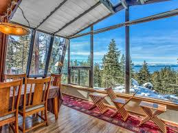 moderncabin modern cabin panoramic lake tahoe views heavenly ski slopes