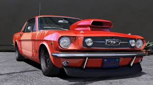 first mustang ever made 1965 ford mustang gt mk 1 add on gta5 mods com