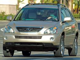 difference between lexus rx 400h and 450h lexus rx400h 2005 pictures information u0026 specs