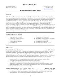 Surgical Tech Resume Examples by General Nurse Cover Letter