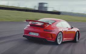red porsche png 2018 porsche 911 gt3 pdk brings the noise from the track to your