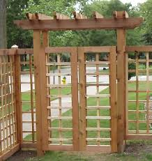 Gate For Backyard Fence 35 Best Craftsman Fences U0026 Gates Images On Pinterest Fence Ideas