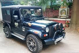 Mahindra Thar Modified U0027