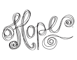 hope coloring page 1000 images about coloring pages on