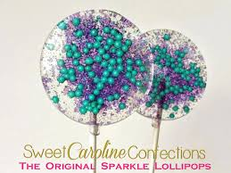 purple and teal lollipops hard candy lollipops candy baby
