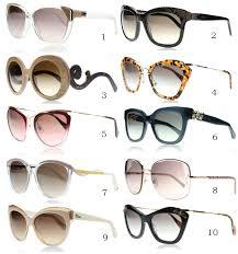 designer sonnenbrillen meine favoriten designer sonnenbrillen 2015 glamoursister