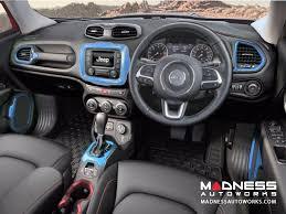 jeep renegade sierra blue jeep jeep renegade interior trim kit blue right hand drive