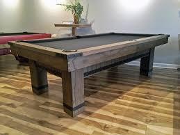 plank and hide morse pool table u2013 robbies billiards