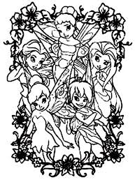 innovative coloring pages fairy 28 cool coloring complex fairy
