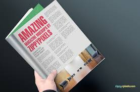 professional and modern 17 magazine mockup psds by zippypixels