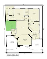 Duplex Home Floor Plans by 12 Marla Duplex Home Plan