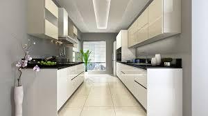 parallel kitchen ideas parallel velvet walls