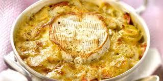 cuisine normande gratin de pommes de terre à la normande facile et pas cher