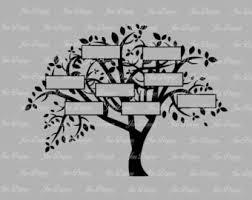 dxf family tree etsy
