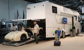 campingmesse caravan salon mini wohnwagen und luxus reisemobil