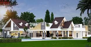 6025 square feet single floor luxury traditional home design
