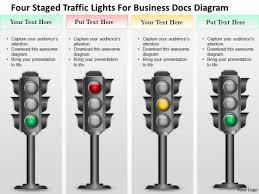traffic lights powerpoint templates