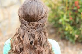 celtic wedding hairstyles 3 ways to wear a celtic knot st patrick s day hairstyles cute