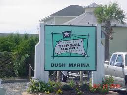 Beach House Rentals Topsail Island Nc - topsail beach north carolina u003e visitors u003e marina