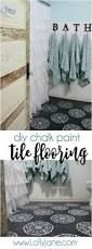 best 25 painting tile floors ideas on pinterest painting tile