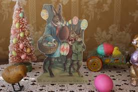 vintage easter decorations wishes vintage easter display dalby farm country store