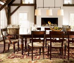 Solid Oak Dining Room Sets by Furniture Farmhouse Table With Bench Solid Wood Farmhouse
