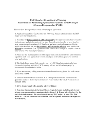 ideas collection reference letter for student applying to nursing