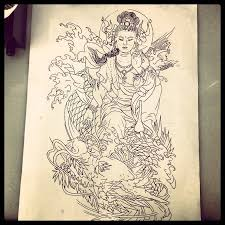 Japanese Designs Japanese Awesome Stecil Outline Tattoo Design Tattooshunter Com