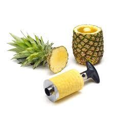 Pineapple Trend by Amazon Com Statko Stainless Steel Pineapple Peeler Pineapple