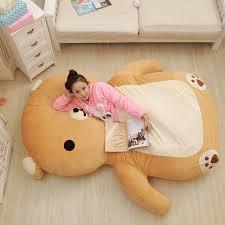 aliexpress com buy japan cartoon anime rilakkuma carpet mattress