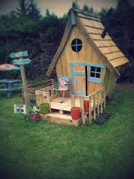remarkable kids outdoor wooden playhouse deco containing divine