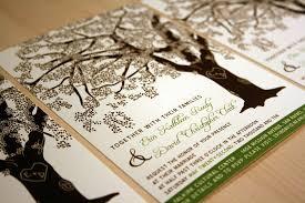 oak tree wedding invitations iloveprojection com