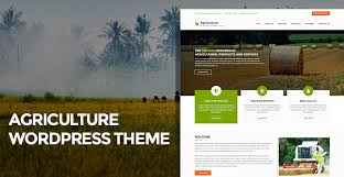 theme wordpress agriculture agriculture wordpress theme for agri business and products skt theme