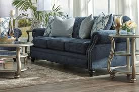lavernia navy sofa marjen of chicago chicago discount furniture