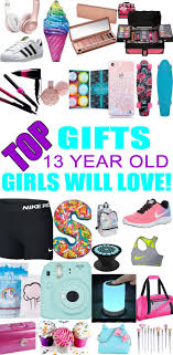 best gifts for 13 year old girls gift suggestions tween and teen