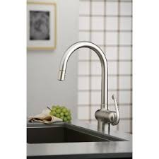 grohe concetto kitchen faucet ladylux pro single handle pull kitchen faucet touch on