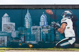Philadelphia Mural Arts Map by Our City Our Team U2013 Phillip Adams