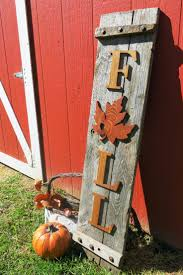 top 25 best wooden fall decor ideas on pinterest fall decor