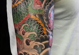 half sleeve and sleeve japanese tattoos suit