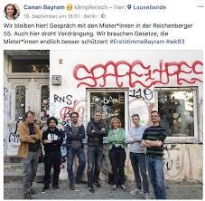 gloreiche on offener brief mieterinnen chronik der reichenberger straße 55 in kreuzberg bizim kiez