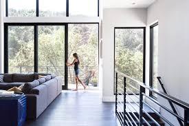 multiple sliding glass doors whittington house living room multi panel sliding glass doors