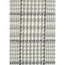 Black And White Check Upholstery Fabric Marina Houndstooth Check Upholstery Fabric Black Osborne And