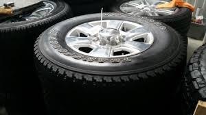 dodge ram take wheels dodge ram 2500 laramie wheels 18 inch rims and tires oem factory
