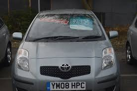 used toyota yaris tr 2008 cars for sale motors co uk