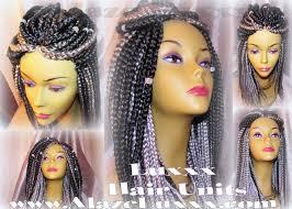 salt and pepper braid hair styles for women trending box braid unit new gray silver handmade long box braid