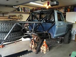 prerunner truck suspension 79 ford prerunner build race dezert