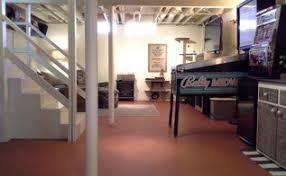 Flooring Ideas For Basement Diy Basement Makeover Hometalk