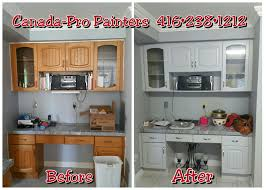 Painted Wooden Kitchen Cabinets Oak Kitchen Cabinets Painted Benjamin Moore Hc 170