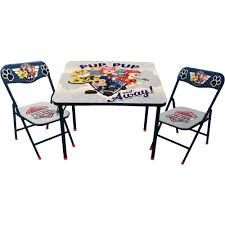 paw patrol kids table set nickelodeon paw patrol table chair set ny baby store